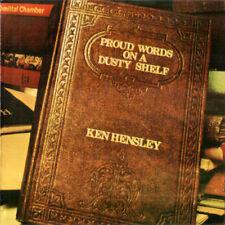 Ken Hensley - Proud Words On A Dusty Shelf CD