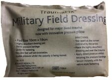 Military Field Dressing Traumafix Bandage Army Medic FFD Nato Aprroved