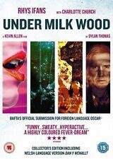 Under Milk Wood UK REGION 2 DVD