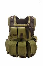 Tactical Combat Military Plate Carrier Vest ,Compact and Comfortable