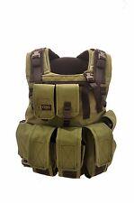 IDF tactical Combat military plate carrier vest