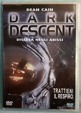DARK DESCENT - DVD SIGILLATO SLIM CASE N.01331