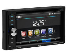 "BOSS AUDIO BV9351B Double Din 6.2"" Touchscreen Monitor DVD/USB Player Car Stereo"