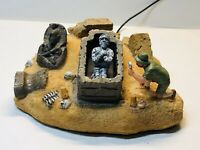 Lemax Spooky Town Village THE MUMMY'S TOMB 2007 With Box - Working NO POWER BOX