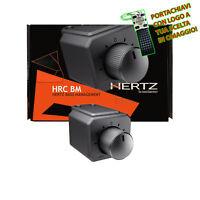 Hertz HRC Controllo Volume Remoto SubWoofer Per Amplificatori hcp1d hcp1dk hcp5d