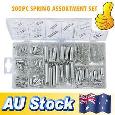 20 Sizes 200PCS / set Practical Metal Tension / Compression Springs Assortment