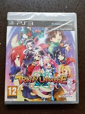 Trinity Universe Sony Playstation 3 PS3 PAL RPG Role Playing Game New and Sealed