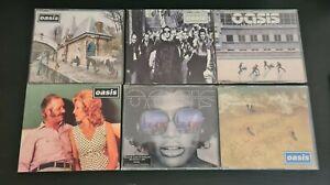OASIS - CD Singoli