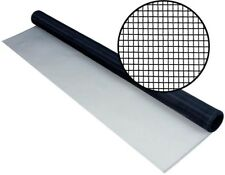 """Insect Screen Wire 48"""" x 7 ft Mesh Roll Kit Window Door Porch Patio Mosquito Net"""
