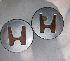 (2) 1997-2001 Honda Odyssey hubcap Center Wheel Caps 44732-SV7-A000 USED OEM
