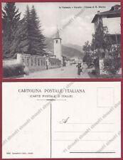 VERCELLI VARALLO 179 VALSESIA Cartolina