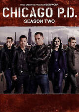 Chicago P.D.The Complete Second Season 2(DVD,2015,6-Disc Set)NEW PD by Dick Wolf