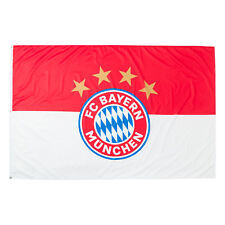 FC Bayern München Hissfahne Logo 180 X 120 Cm