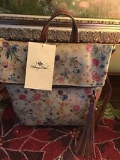 New ListingPatricia Nash Luzille Convertable Backpack/Crossbody Ticketed $229.00