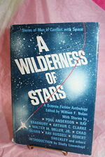 A Wilderness of Stars Vintage Novel 1969 Stories of man in Conflict with space