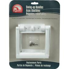 Igloo 25 To 72 Qt. Easy-To-Install White Swing-Up Cooler Replacement Handle