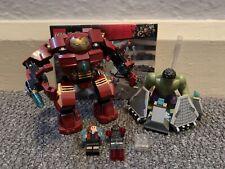 lego Marvel Super Heroes hulk buster 76031