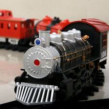 Electric Train Set Educational Toys Xmas Gift-track Railway Car For Baby Kids