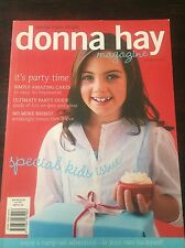 Donna Hay Magazine Kids Issue Annual 4 2007 Sold Out