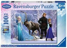 PUZZLE FROZEN DISNEY RAVENSBURGER 10516 100 Piezas XXL Frozen Kids Jigsaw Puzzle