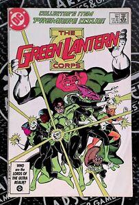 Green Lantern Corps #201 1986 DC Comics 1st Kilowog HBO Max Series