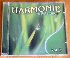 Harmonie et relaxation - CD