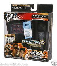 Micro-Paper Jamz -6421-  Jeu Electronique - Micro- Boys Black