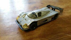 Scalextric C468 Sauber Mercedes Le Mans Car