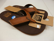 Reef Mens Twinpin Brown Size 8