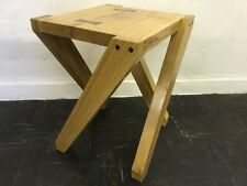 Oak Square Vintage/Retro Side & End Tables