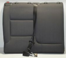 ORIGINALE AUDI A3 5 PORTA schienale sedile stoffa COPRISEDILE PANCA POSTERIORE