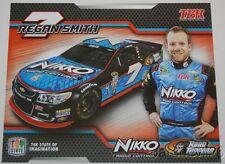 2016 Regan Smith Nikko Radio Control Chevy SS NASCAR Sprint Cup postcard