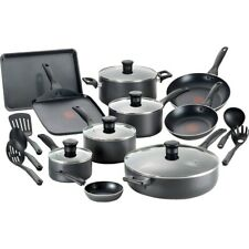 T-Fal 20 pc. Easy Care Nonstick Cookware Set