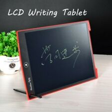 """8.5"""" Digital Writing Tablet, Electronic Drawing Board,Office/Home Use/Kids -Red"""