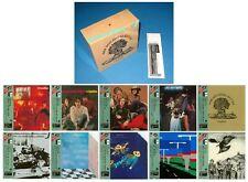 TRAFFIC Barleycorn Japan mini lp cd 10-CD-BOX+ 7 OBIs Steve Winwood brand new ss