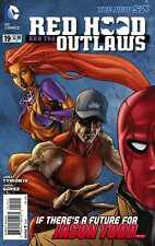 RED HOOD AND THE OUTLAWS #19 DC COMICS