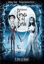 Corpse Bride Dvd Mike Johnson(Dir) 2005