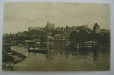 c.1895 Vtg WINDSOR CASTLE Postcard Frith 35368 Frith's Series BERKSHIRE ENGLAND