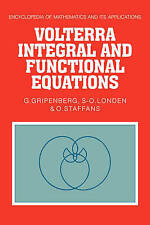 Volterra Integral and Functional Equations (Encyclopedia of Mathematics and its