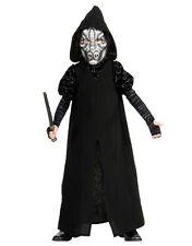 """Death Eater Bata Niños Traje Estilo 2, Pequeño, Edad 3 - 4, altura 3' 8"""" - 4'"""