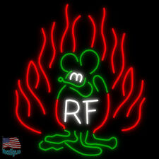Rat Fink Game Neon Sign 24''x20'' From USA