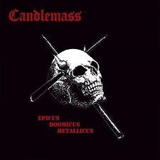 LP-CANDLEMASS - EPICUS DOOMICUS METALLICUS NEW VINYL RECORD