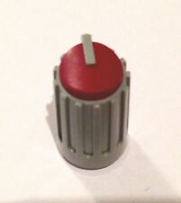 Mackie 8 bus mixer - replacement knob - red
