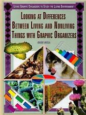 Looking at Differences Between Living And Nonliving Things With Graphic