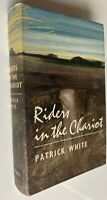 1961 1st RIDERS IN THE CHARIOT, PATRICK WHITE, FREE POST AUST WIDE