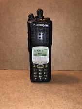 MOTOROLA XTS5000 M3 VHF 136-174Mhz H18KEH9PW7AN FRONT PANEL PROGRAMMING!