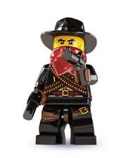 LEGO Minifigures Series 6 8827 #5 Bandit western  BN mini figure
