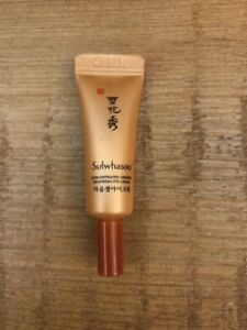 Sulwhasoo Concentrated Ginseng Renewing Eye Cream Tube Type 3ml x 1pc US Seller