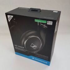Sennheiser HD 598SR Over-Ear Kopfhörer mit Smart Remote-Schwarz UVP - £ 199-NEU