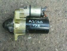 MK5 VAUXHALL ASTRA H 2.0 TURBO VXR + ZAFIRA VXR STARTER MOTOR BOSCH 0001107101